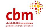 Christoffel-Blindenmission Logo